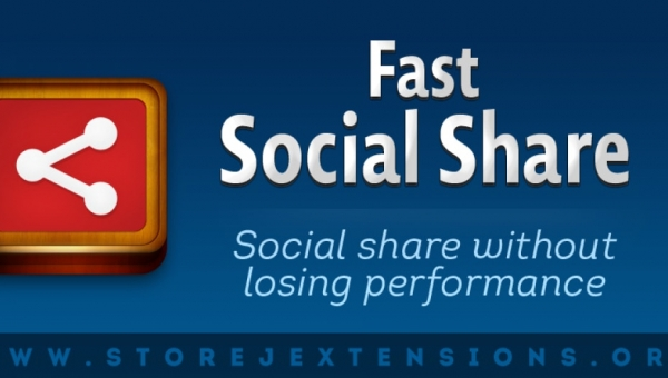 Fast Social Share